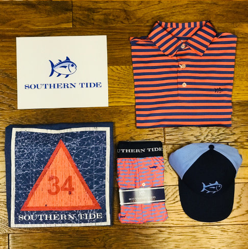 Southern Tide clothing articles